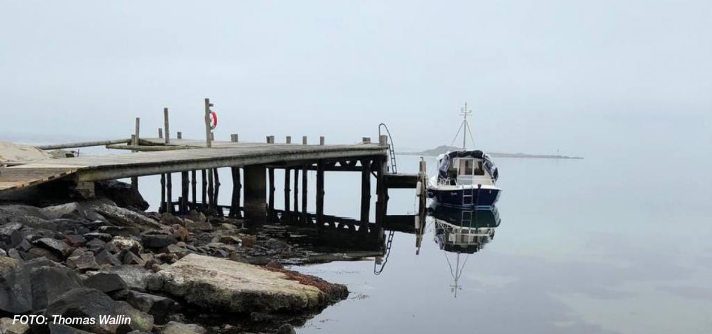 Kappelhamn, Hallands Väderö