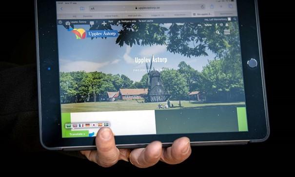 Åstorps Turistförening App